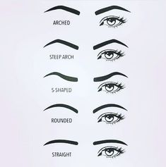eyebrows on fleek Which eyebrows are yours? OR which eyebrows would you LOVE to have?Which eyebrows are yours? OR which eyebrows would you LOVE to have? Tweezing Eyebrows, Microblading Eyebrows, Plucking Eyebrows, Eyebrows On Fleek, Perfect Eyebrows, Anime Eyebrows, Tattoo Eyebrows, Drawing Eyebrows, Blonde Eyebrows