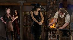 The moment before Lady Merreth takes the mark, literally branding her as a criminal. Merreth Takes The Mark At A Glance, Westerns, Novels, Fiction, In This Moment, Deviantart, Lady, Art Work, Watch