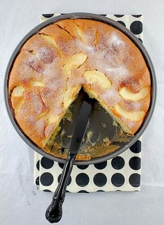 French Apple Cake IV