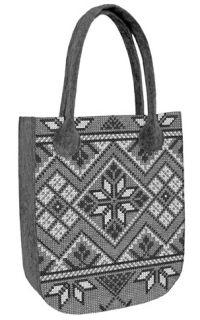 Filcová kabelka City Sivý pulover Tote Bag, City, Bags, Fashion, Accessories, Shoulder, Handbags, Gray, Moda