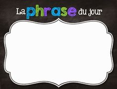 Teaching Schools, Teaching Activities, Elementary Schools, Teaching Resources, Classroom Projects, Classroom Themes, Teaching French Immersion, Grade 1 Reading, Classroom Management Techniques