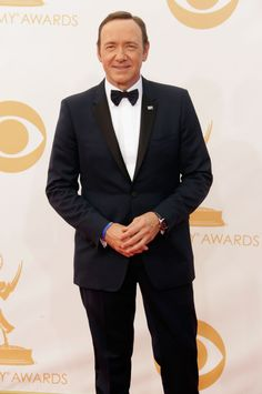 Kevin Spacey #Emmys #STYLAMERICAN