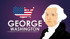 George Washington Biography (History for Kids) Educational Videos for St...