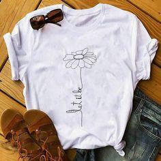 Online Shop Jesus let it T-Shirt aesthetic women street style unisex cotton Fash. - Online Shop Jesus let it T-Shirt aesthetic women street style unisex cotton Fash Outfit - Aesthetic T Shirts, Aesthetic Women, Christian Tumblr, Funny Christian, Tumblr T-shirt, Graphic Shirts, Tee Shirts, Cute Tshirts, Diy Kleidung Upcycling