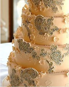 gorgeous! i love this cake!