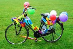 bicycle decorating - Google Search