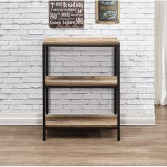 Amesbury 3 Tier Bookcase