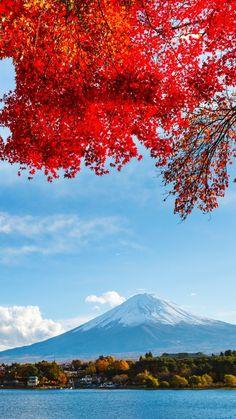 Earth/Mount Fuji Wallpaper ID: 712334 - Mobile Abyss Wallpaper Earth, Japan Landscape, Mount Fuji, Beautiful Places To Visit, Beautiful Landscapes, Landscape Photography, Scenery, Nature, Places