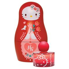 Hello Kitty From Russia with Love Fragrance