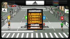 Adidas Advergame