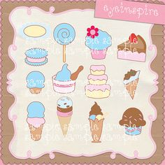 Sweet Treats 1- Crafting Files for your Cricut and Pazzles Cutting Machines <br />13 totally cute crafting file for use with your cutting machine. The Sweet Treat series 1, 2 and 3 have been designed to work together.. many of the cutting files can be mixed and matched to come up with endless possibilities. These files come in svg and wpc formats and work wit...