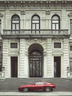 Alfa Romeo 8C Disco Touring Volante  http://www.autorevue.at/aktuell/touring-disco-volante-superleggera-alfa-romeo-8c-news.html