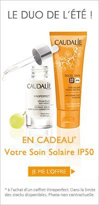 Masque Peeling Enzymatique : Viniférine 200, Acide Glycolique, Enzymes de papaye. - Caudalie