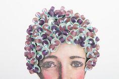 Purple rain.... by Linda Berdugo on Etsy