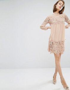 Fashion Union Long Sleeve Dress ($53)