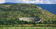 The theatre at Ephesus, Turkey