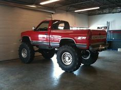 lifted chevy stepside z71 4x4 | 1992 Chevrolet Silverado $10,000 Possible Trade 100199447 | Custom ...