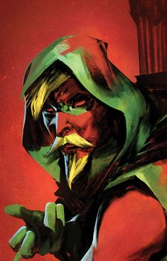 Green Arrow by Toma Feizo Gas Comic Book Characters, Comic Character, Batman, Superman, South Park, Green Arrow Bow, Green Arow, Power Rangers, Arrow Comic