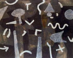 Adolph Gottlieb: Pionero del expresionismo abstracto americano » Trianarts