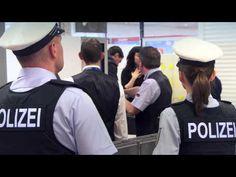Die Bundespolizei am Flughafen Berlin-Schönefeld