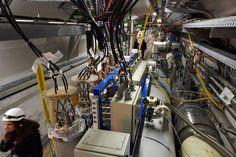 Dopo due anni si riaccende LHC del Cern - Fisica e Matematica - Scienza&Tecnica - ANSA.it