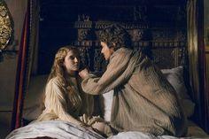 The White Princess starz- Jodie Comer, Jacob Collins- Levy