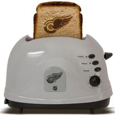 ProToast NHL 2-Slice Detroit Red Wings Team Toaster-ProT-NHL-DRW at The Home Depot  @Kelly Scowden