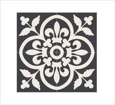 EN-CAUSTIC STYLE MOROCCAN TILE DECAL O R D E R . P A C K . I N C L U D E S QUANTITY : 44 tile decals SIZE : You can select the size from right side- size drop down button. In case you need a custom size , write to us, we will make it free of cost <3 COLOR: Dark Grey with beige INSTALLATION GUIDE A B O U T Our tile decals are right solution to change the look of your existing tiles.We usually renovate our tiles once in a decade, now with our tile decals you can change the look every seas...