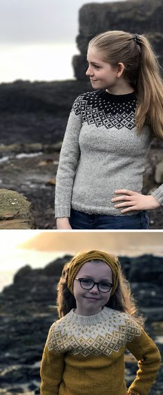 I am fairly obsessed with the notion of knitting another colorwork-yoke sweater (following my St. Brendan), and soon. There are tons of contenders (and another on the horizon apparently — UPDATE, t…