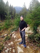 Squamish 50 Orientation Run – 23k | Brie Hemingway