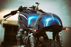 Custom Bikes, Classic Motorcycles, Cafe Racer Dreams and Mean Machines. Bmw Cafe Racer, Honda Scrambler, Motorcycle Companies, Custom Bikes, Austria, Boxer, Darth Vader, Classic, Design
