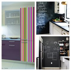 trucos reformas cocina sin obras Champagne, Recycled Furniture, Ideas Para, Recycling, Kitchen Cabinets, New Homes, Diy, Home Decor, Kitchen Dining Living