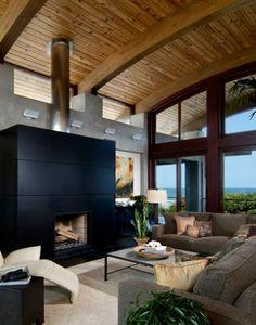 casa de praia moderna naFlorida