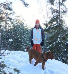 johani70 Hundpromenad #HHCrew #hellyhansen