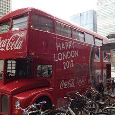 런던 올림픽의 홍보