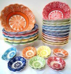 Schaaltje S (8 cm) Mexicaans aardewerk