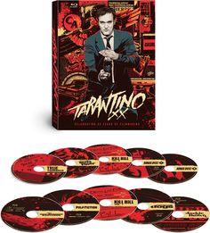 Tarantino XX: Celebrate 20 Years Of Filmmaking With The Ultimate Blu-ray Set - Miramax