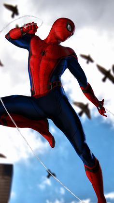 A list of Every Spider-Man Ranked. A must read for Tom Holland, Andrew Garfield & Tobey Maguire fans who played the role of Spiderman in the movies. All Marvel Movies, Best Superhero Movies, Superhero Characters, Spiderman Suits, Spiderman Art, Amazing Spiderman, Man Wallpaper, Marvel Wallpaper, Spiderman