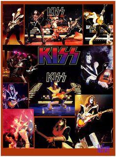 Kiss Merchandise, Kiss Pictures, Love Gun, Ace Frehley, Tina Turner, Comic Books, Comics, Movie Posters, Art