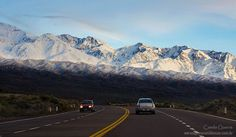 Cuzando a Alta Montanha pela Ruta 7 na Cordilheira dos Andes – Mendoza, Argentina