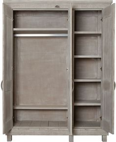 Introducing Milestone Kitchens Free Standing Wardrobes. This Is The 3 Door  Wardrobe. This Images