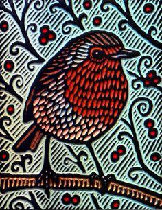 Calgary artist Lisa Brawn Woodcut gallery features painted art wood carved portraits of celebrities, wildlife, birds, circus personalities and pop art. Linocut Prints, Art Prints, Block Prints, Woodcut Art, Lino Art, Linoprint, Bird Illustration, Botanical Illustration, Art Mural