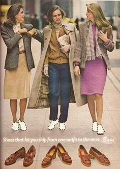 1980 Bass Shoes Topsiders Loafers Retro Advertisement Print Ad Vintage VTG 80s | eBay