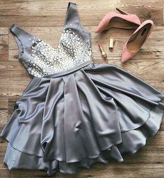 perfect prom dress mini DAISY DRESS www.commondesign.pl