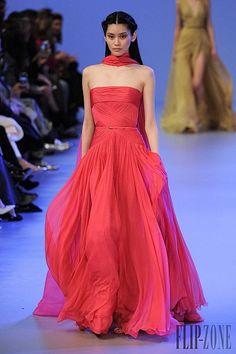 Elie Saab Primavera-Verão 2014 - Alta-Costura
