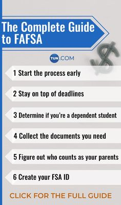 Here is what you need to know to help you complete your FAFSA form correctly and on time. College Students, Need To Know, Create Yourself, University, How To Apply, Student, Community College, Colleges