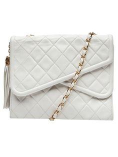 Chanel Vintage Double Flap Shoulder Bag - - Farfetch.com
