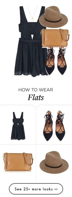 """Untitled #4304"" by laurenmboot on Polyvore featuring FOSSIL, Aquazzura and rag & bone"