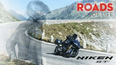 First came the NIKEN – A revolutionary Leaning Multi-Wheeler motorcycle that redefines the riding experience. Now the new Yamaha NIKEN GT Sport Tourer elevat. Offroad, Yamaha, Photo Galleries, Monster Trucks, Motorcycle Touring, To Go, Bike, Seasons, Adventure