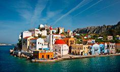 Kastelorizo island. Photograph: Alamy the guardian